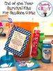 End of the Year Survival Kits for Student Gifts