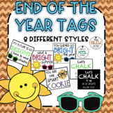 End of the Year Tags