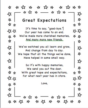 Student teacher goodbye letter teaching resources teachers pay end of the year teacher to students letter thecheapjerseys Image collections