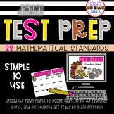 End of the Year Test Prep MATH - Digital