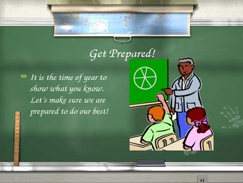 End of the Year Test - Test Prep