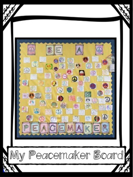 The Peacemaker Project: Promote Kindness at the End of the Year