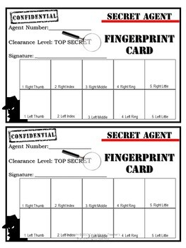 End of the Year Themed Days - SPY Mystery Thermatic units