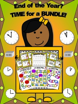Time for a Bundle! Board Game
