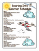 End of the Year Unit: Soaring Into Summer - A Week of Learning and Fun!