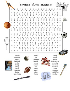 End of the Year Word Search Bundle (NINE PUZZLES)