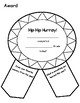 End of Year Writing: Student Made Awards and Top Things I loved about School