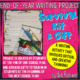 End of the Year Writing Activity: A Creative Writing Survival Kit Project