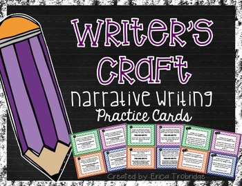 {Writer's Workshop} Writing Skills Practice Cards