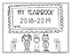 End of the Year Yearbook {Memories of the School Year}