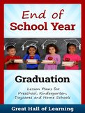 End of the Year and Graduation Lesson Plans