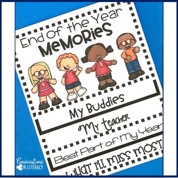 End of the Year and Summer Time Writing Activities Flip Books