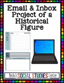 End of the Year for Middle School: Email Project About any Historical Figure