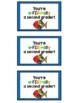 """""""o-FISH-ally"""" Cards"""