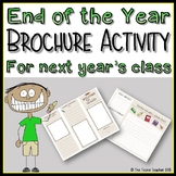End of the Year/Beginning of the Year Brochure