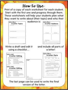 End of the Year/Summer Writing Worksheets Freebie
