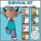 7 Fun Filled Themed Days!...The perfect SURVIVAL KIT for t