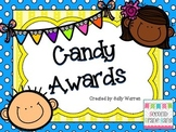 End of the year Candy Awards-Full Color