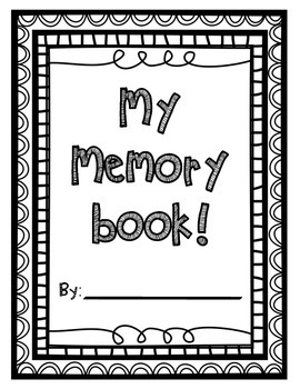 End of the year, Memory Book!!