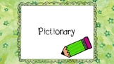 End of the year Pictionary for Year 6 Freebie (part1)