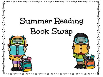 End of the year Summer Book Swap