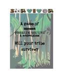 End of the year Survivor game- week long unit