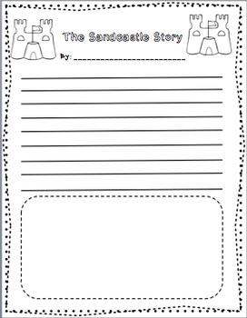 School Bus Craftivity-Summer Fun printables!