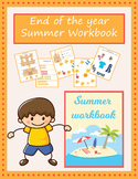 End of the year / summer activities and worksheets