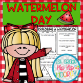 Watermelon Day...Perfect for End of the Year Fun of Class Behavior Reward!