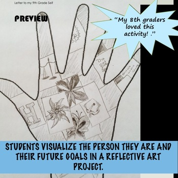 End of Year Self-Reflection activities for 8th grade that ROCK! | TpT