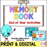 End of year activities forGoogle Classroom - Distance lear