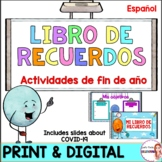 End of year activities in Spanish for Google Classroom - D