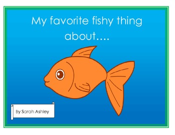 End of year favorite fishy thing