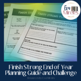 End of year planning guide and challenge
