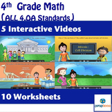 Operations and Algebraic Thinking-Common Core Math