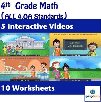 Operations and Algebraic Thinking-Common Core Math