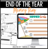 End the Year Memory Ring - Distance Learning
