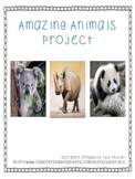 Endangered Animal Project With Assessment Rubric