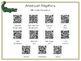 Endangered Animal Research w QR Codes - 15 Pack