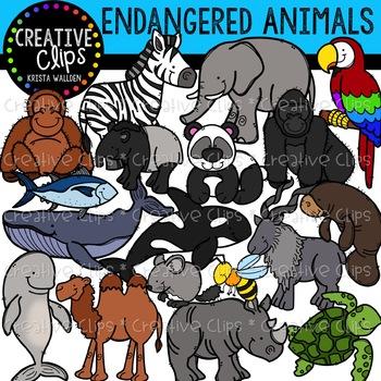 Resultado de imagen de ENDANGERED ANIMALS DIBUJO