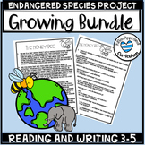 Endangered Animal Research Project Projects 5th Grade
