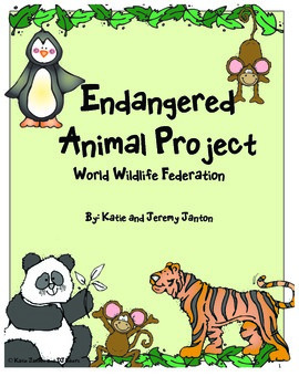Endangered Animals Project