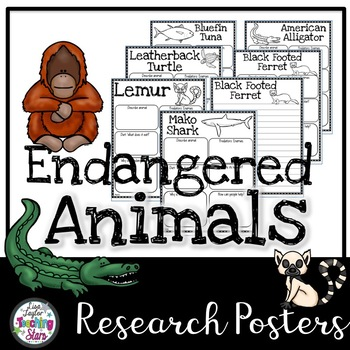 Endangered Animals Research Guides