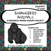 Endangered Animals Research Project INQUIRY