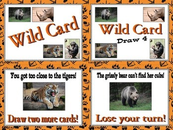 Endangered Animals You-Know Multiplication