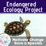 Endangered Species Ecology Project | Human Impact on the E