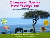 Endangered Species Have Feelings too