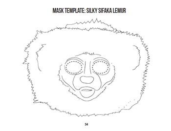 Endangered Species: Primate Mask Activity