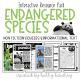 Endangered Species Resource Pack