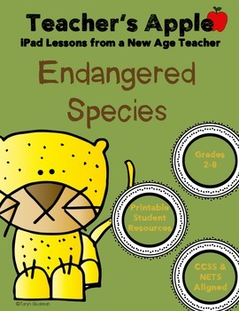 Endangered Species iPad Project